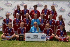 Region 1 Champions 2